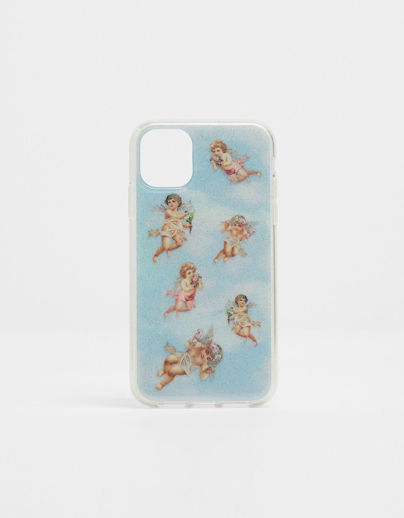 Angel print iPhone 11 Pro Max case