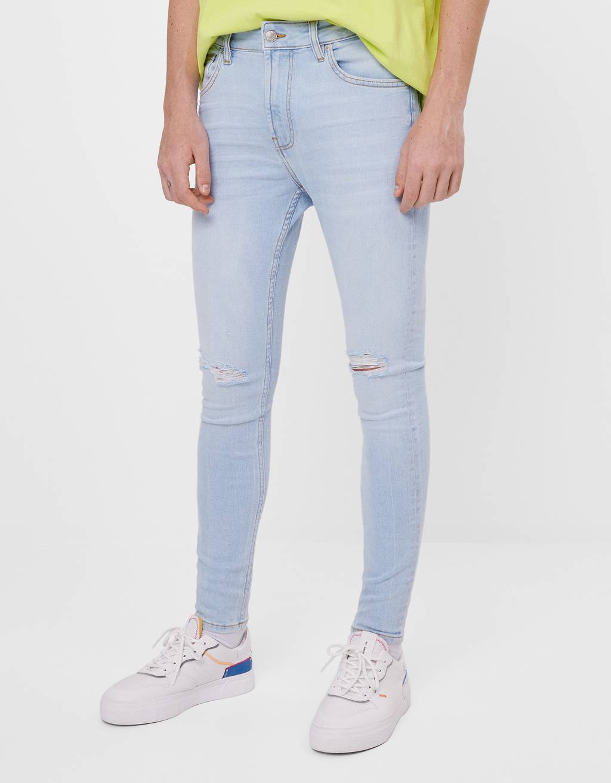 Jean super skinny fit