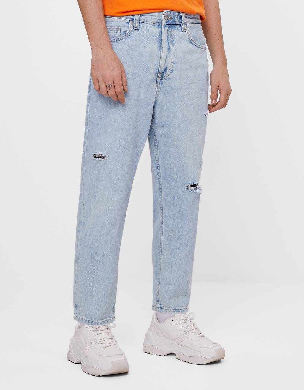 Jeans Loose Fit