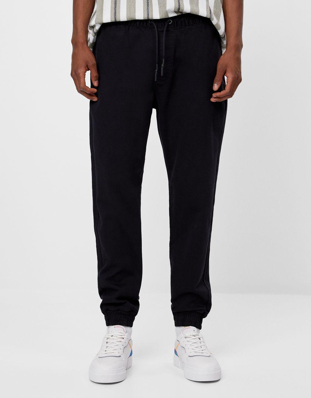 Pantaloni jogger slim fit