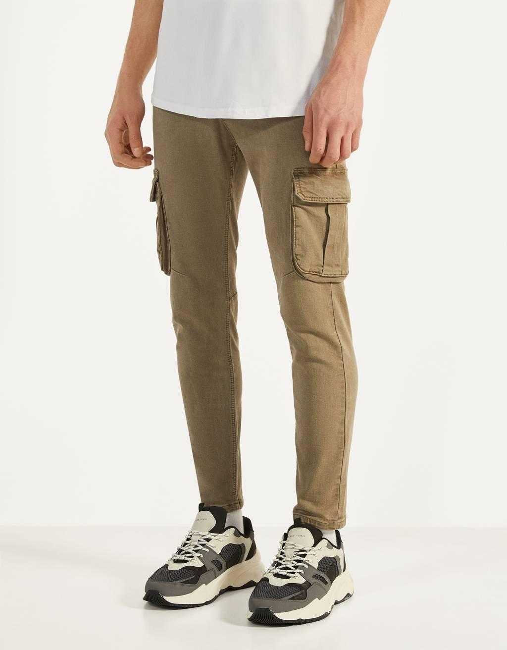 Pantalón cargo Skinny Fit