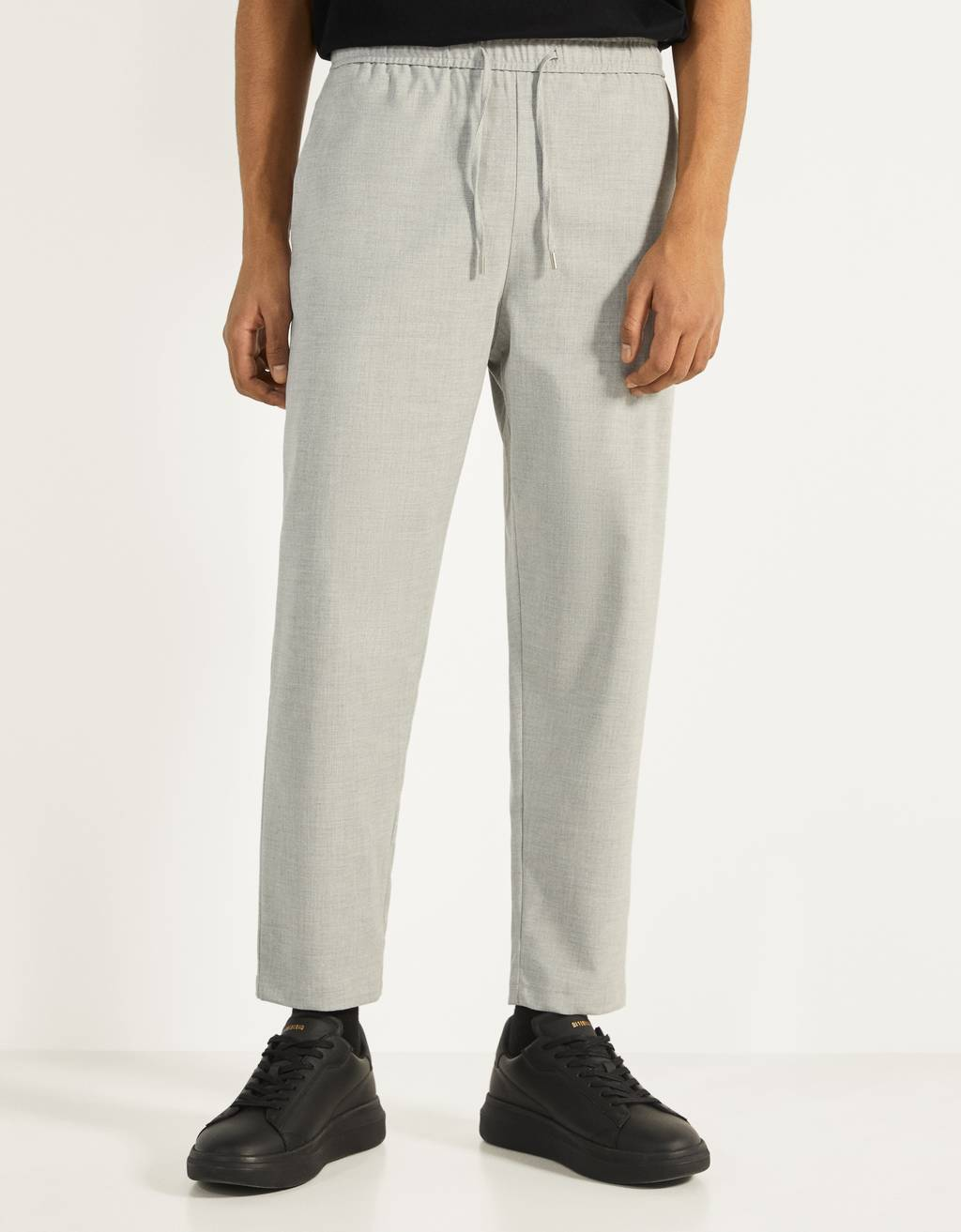 Pantaloni jogger tailored fit