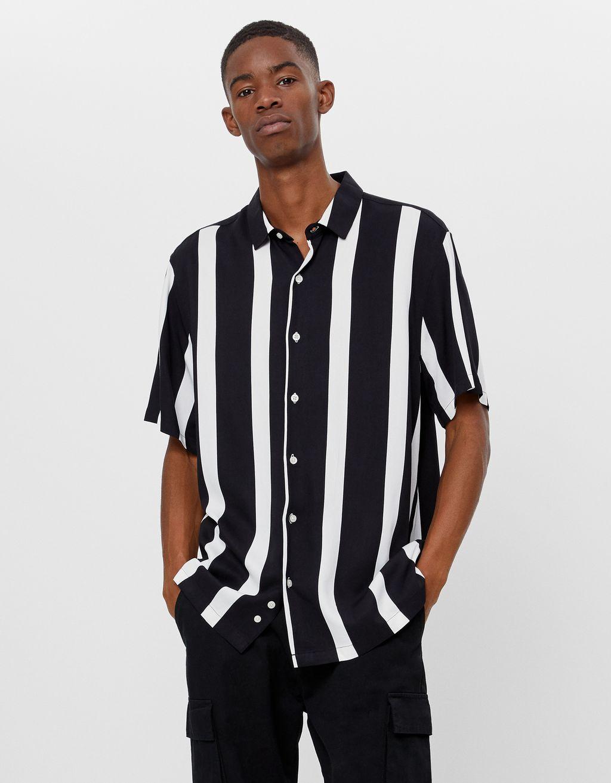 Camisa con estampado
