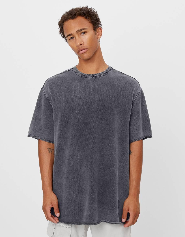 T-shirt en molleton