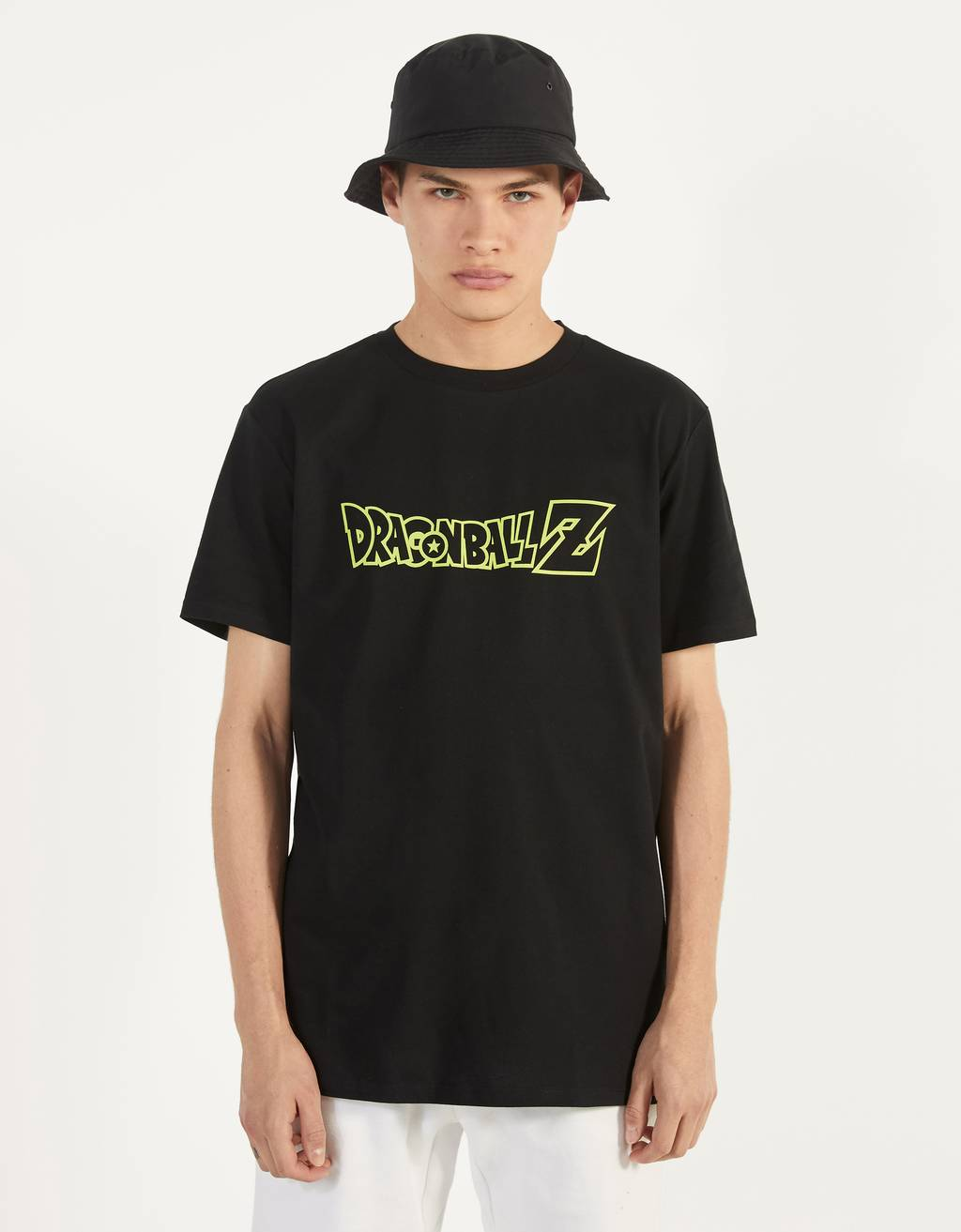 Camiseta Dragon Ball Z x Bershka