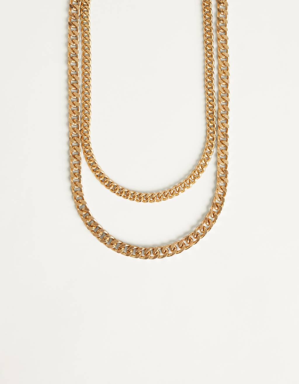 Retiazkový náhrdelník