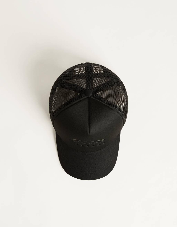Gorra con estampado