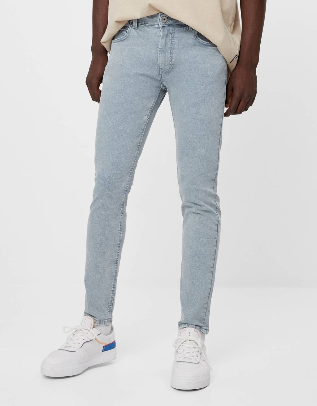 Super skinny trousers
