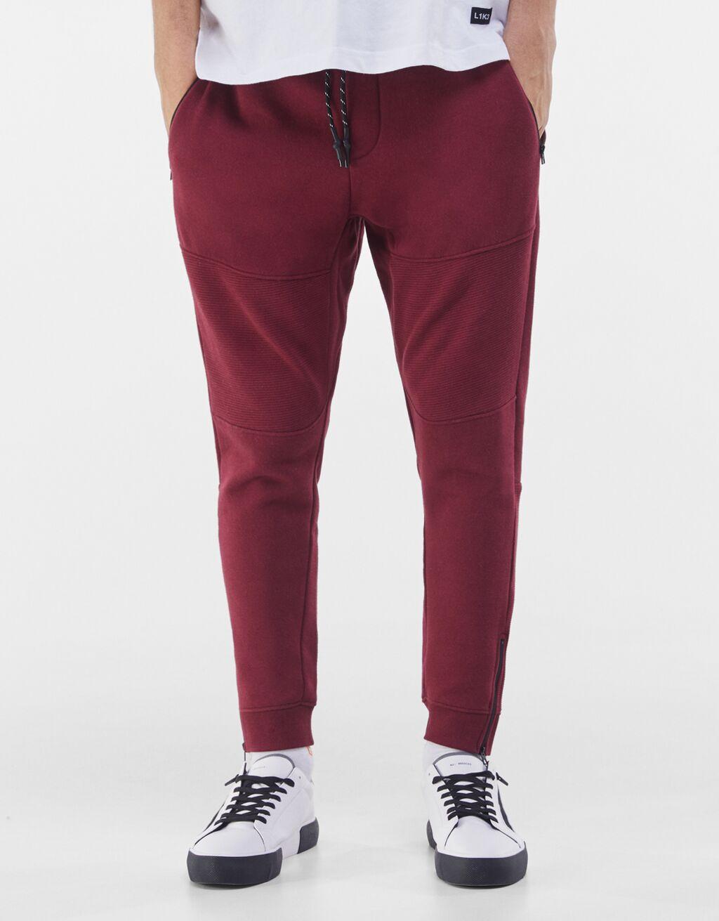 Pantaloni jogger ottoman