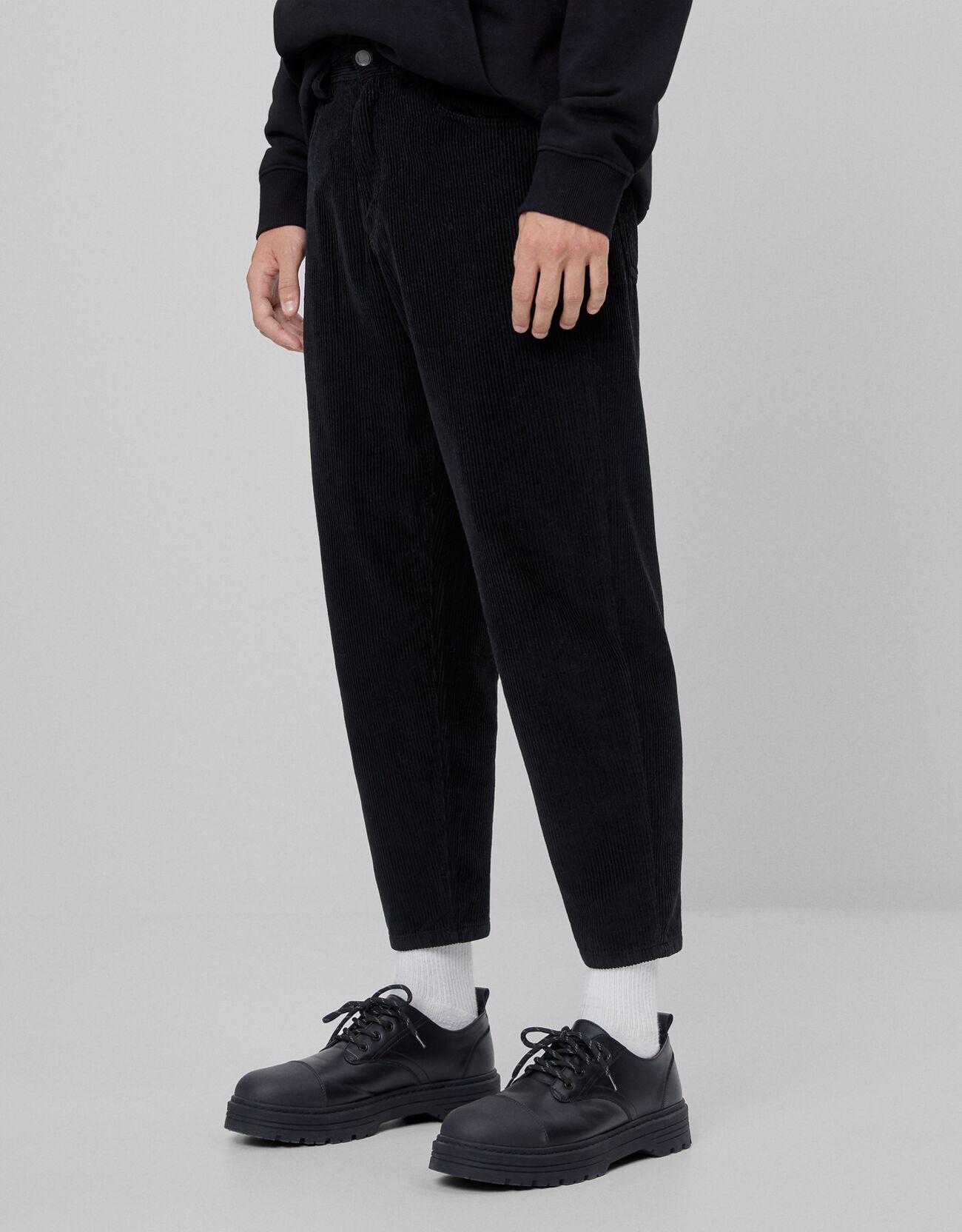 Вельветовые брюки Conan Gray x Bershka