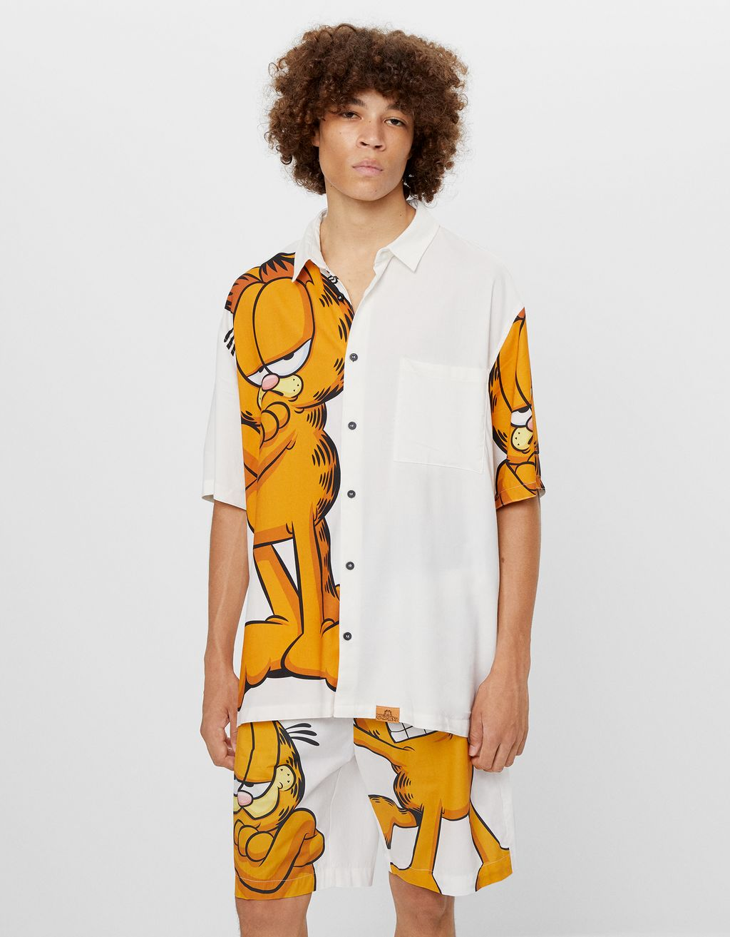 Garfield shirt