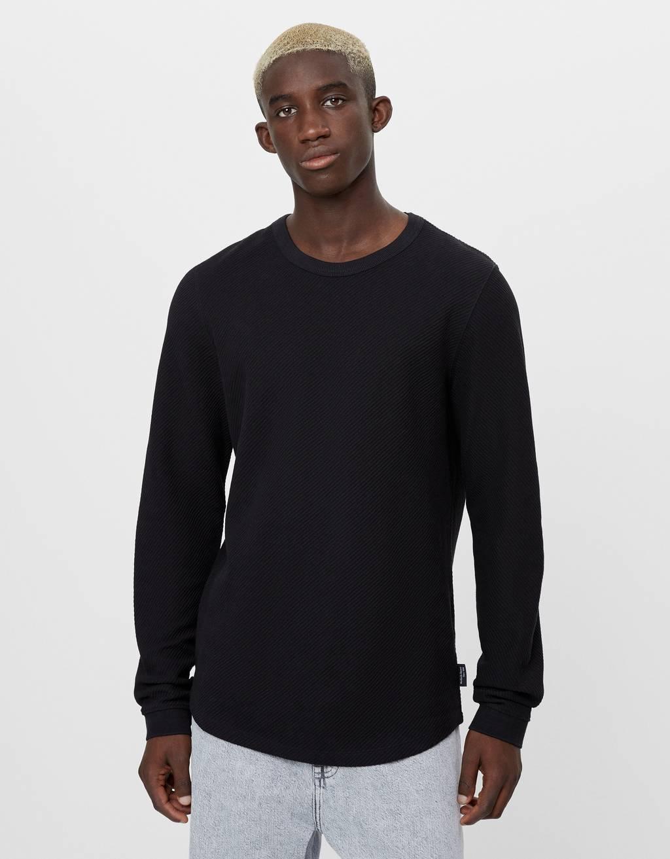 Пуловер в стил отоман
