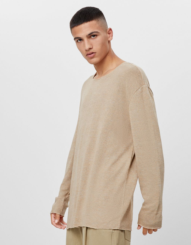 Pikkade varrukatega sviiter