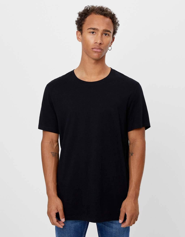 Shirt mit Rundausschnitt