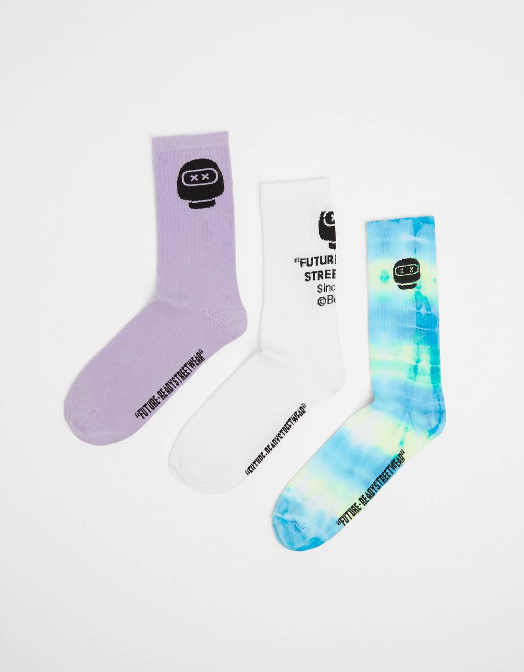 Pack of FUTURE-READY socks