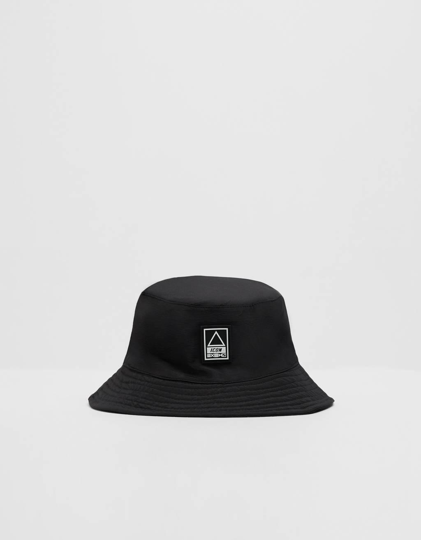 Raštuota žvejo kepurė