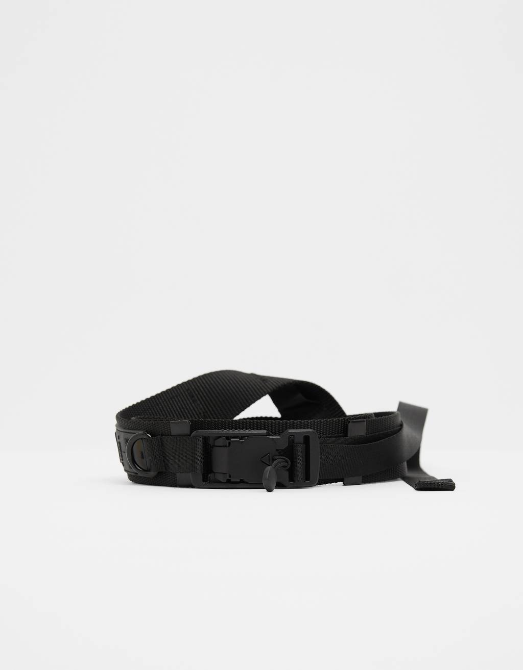 Canvas technical belt