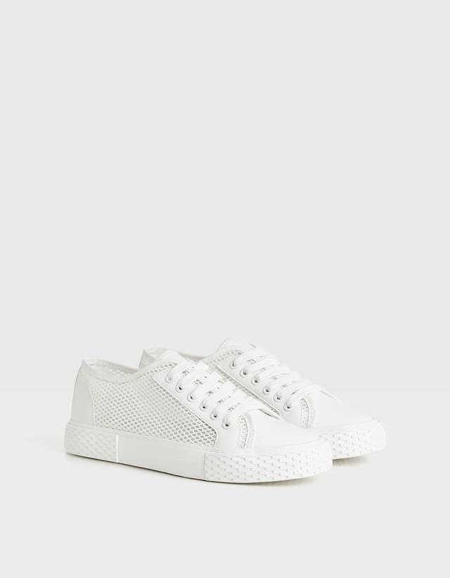 Women's Sneakers   New Collection   Bershka