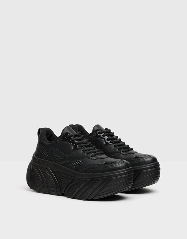 Contrast platform trainers - Trainers