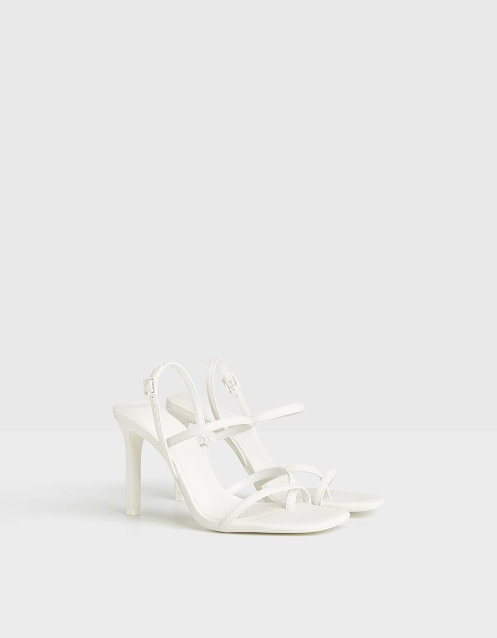 UV React heeled sandals