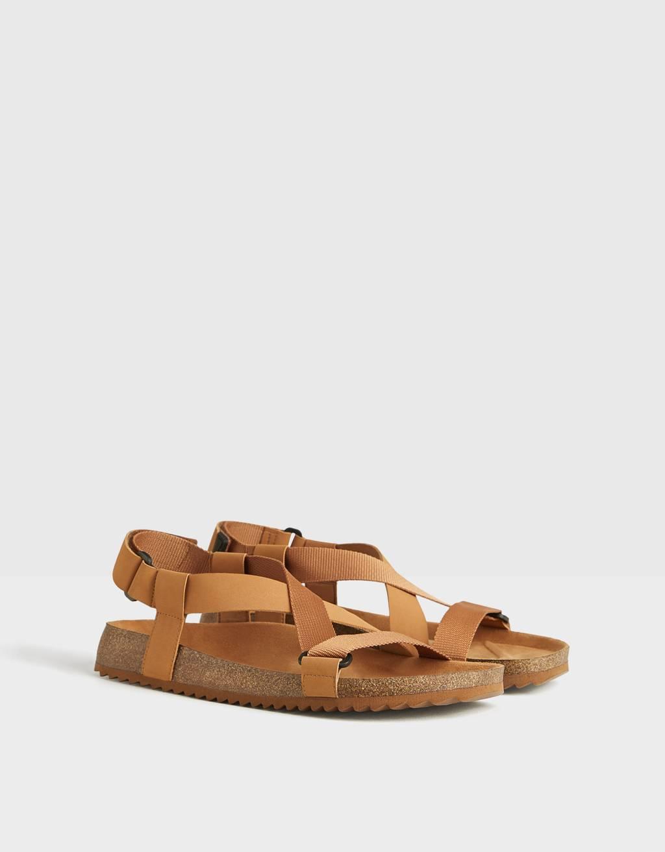 Sandale cu barete bărbătești