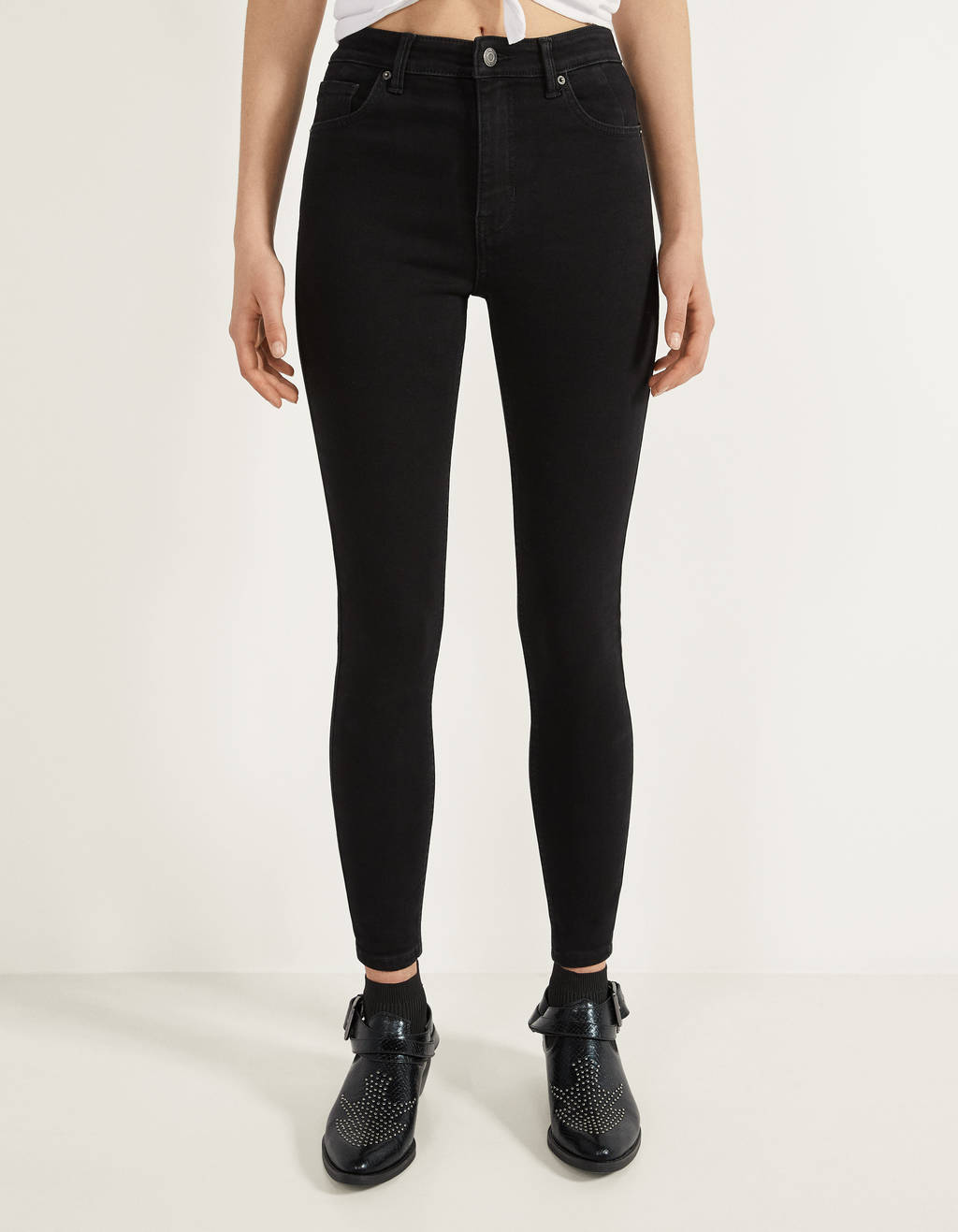 Traperice Skinny Fit High Waist