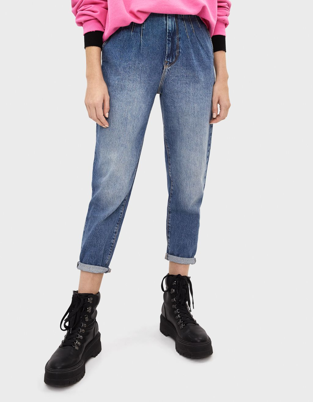 Jeans Balloon Slim Fit