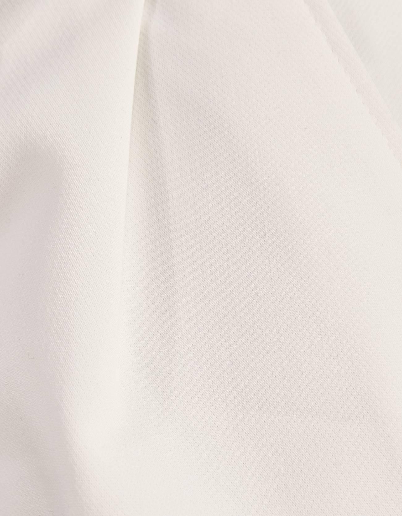 Брюки карго с поясом Белый Bershka