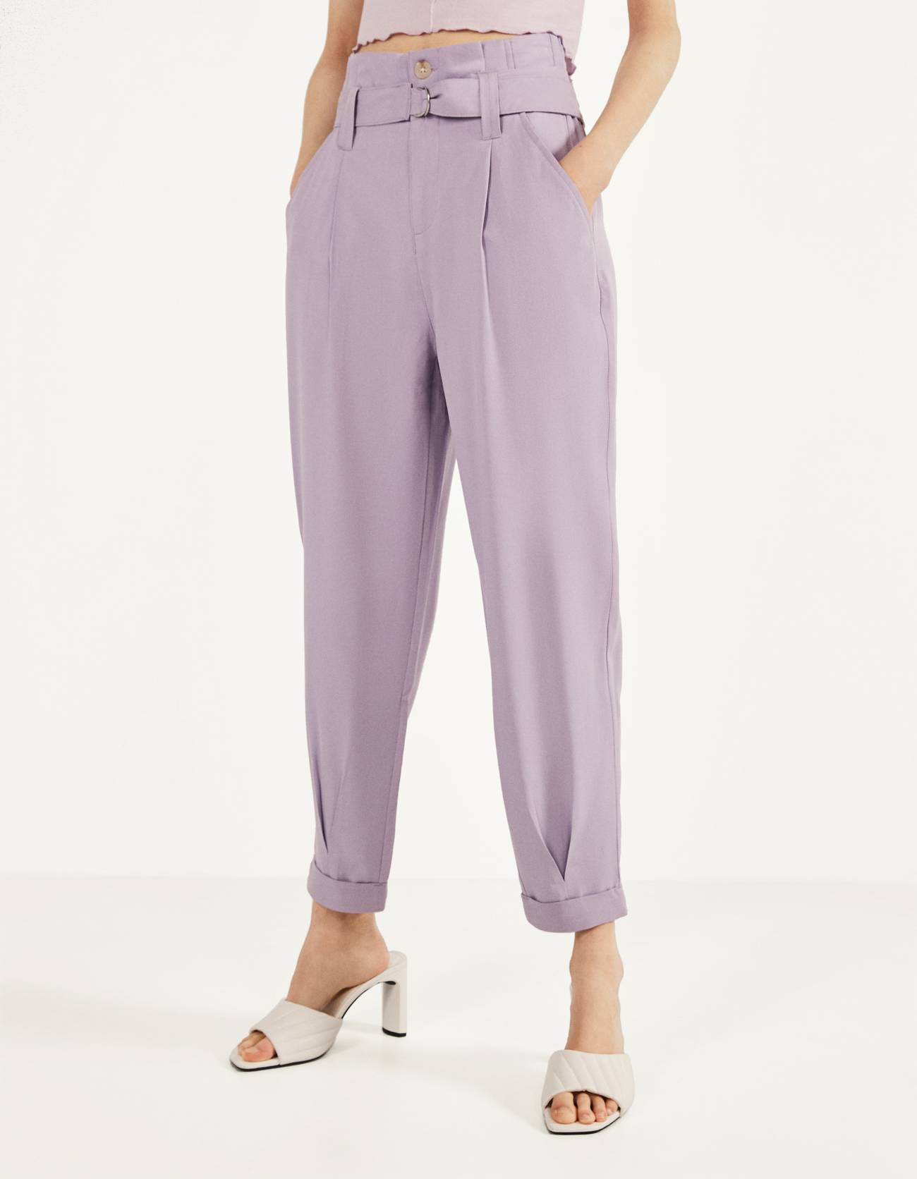 Tailored TENCEL ® trousers