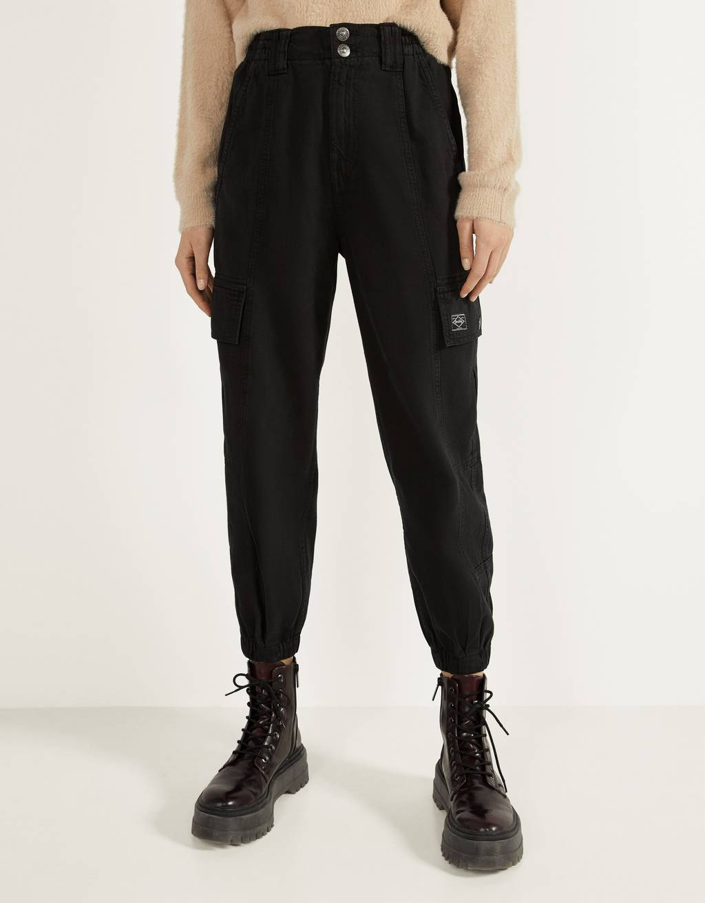Cargo joggingbroek