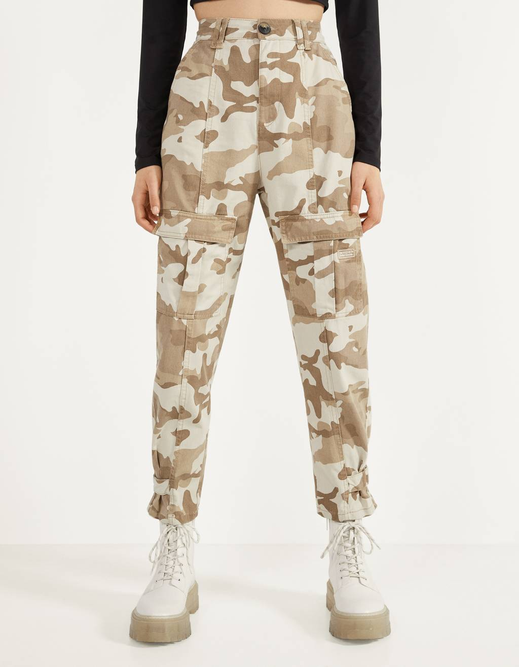 Pantalon battle camouflage