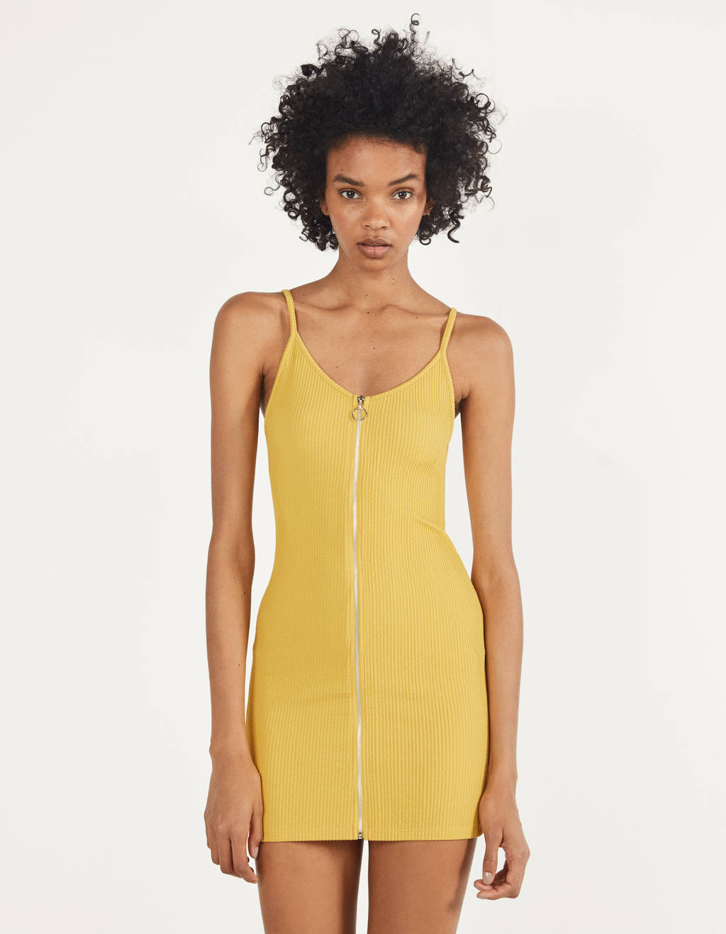 Zipped dress