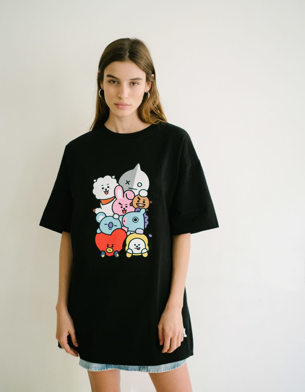 Short BT21 dress