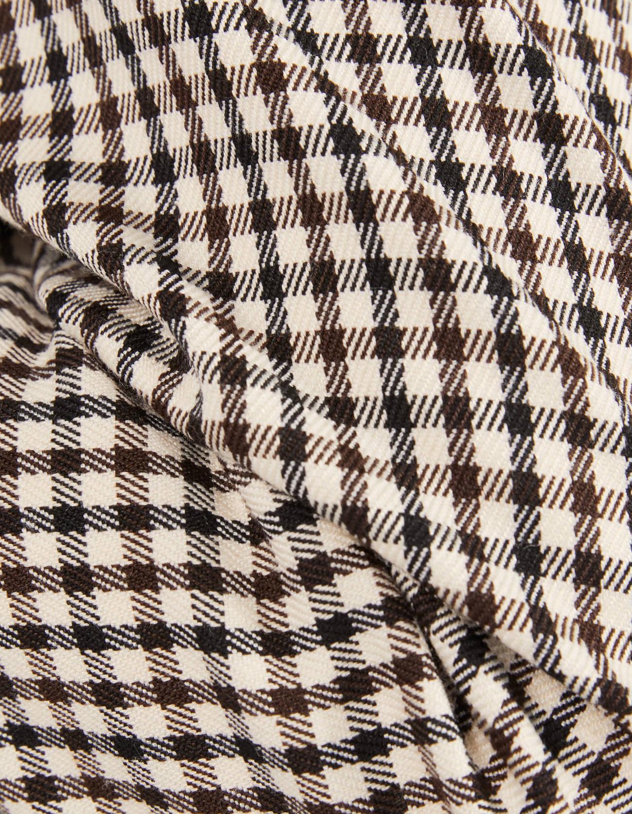 Пиджак с подворачиваемыми рукавами Бежевый Bershka
