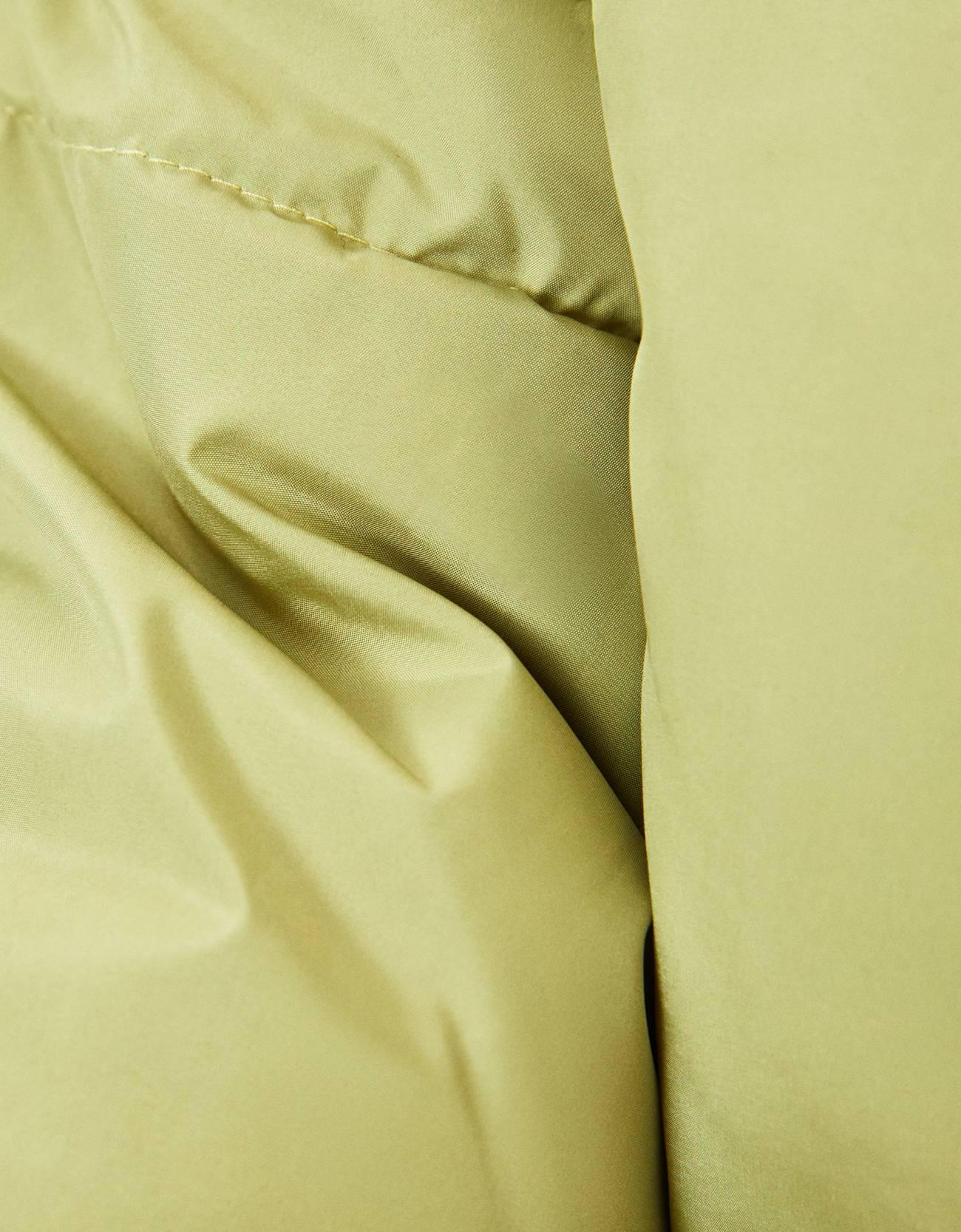 Куртка-пуховик Зеленый Bershka