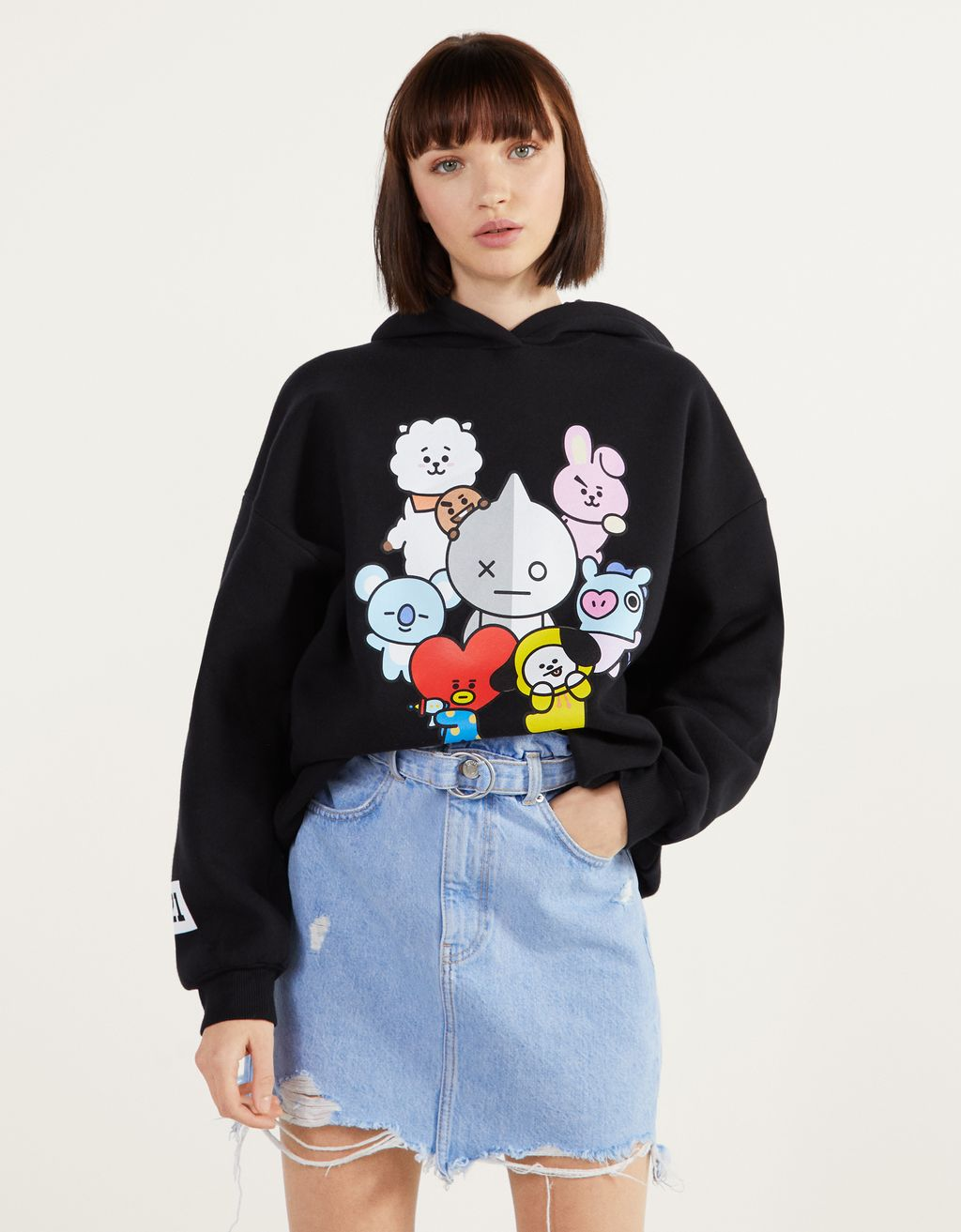 Sweat imprimé BT21