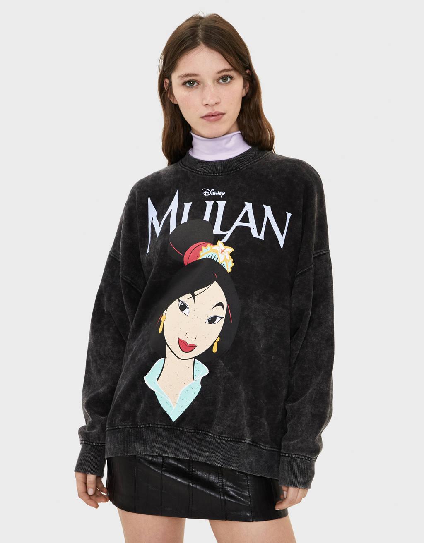 Mulan sweatshirt