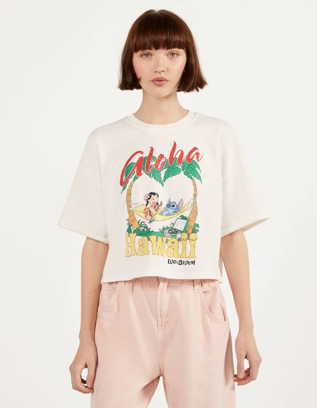 T-shirt Lilo & Stitch