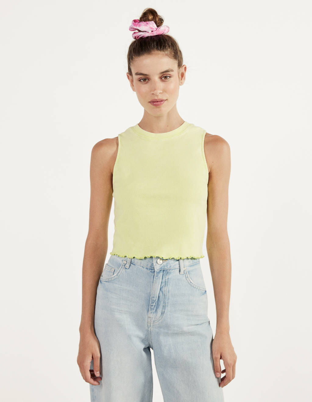 Kolsuz crop top