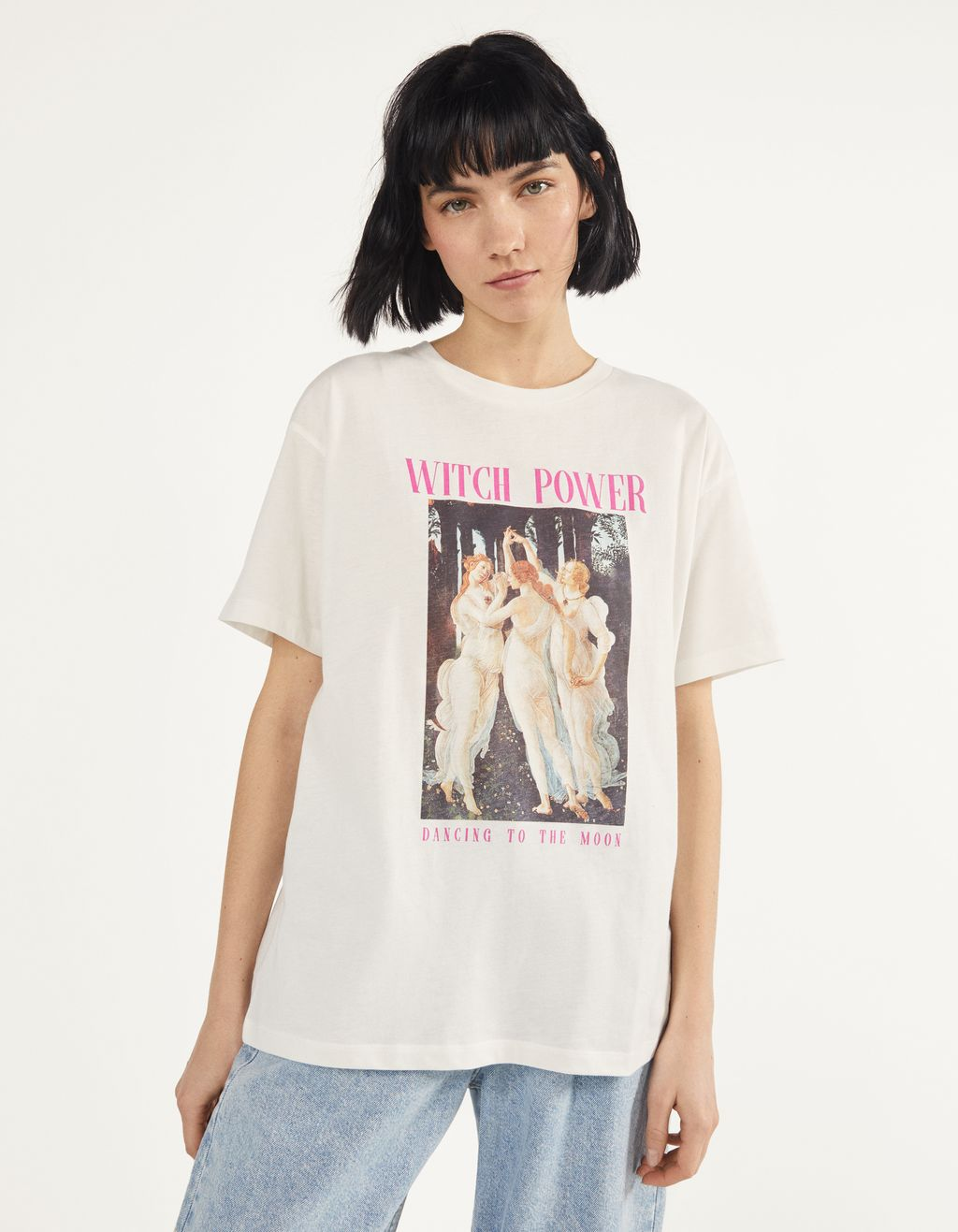 T-shirt Botticelli