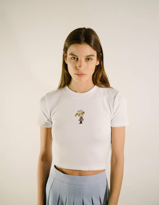 T-shirt med Rollinger