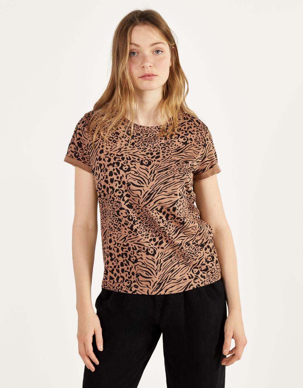 Kortärmad t-shirt