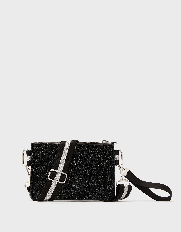 Mini-sac à paillettes