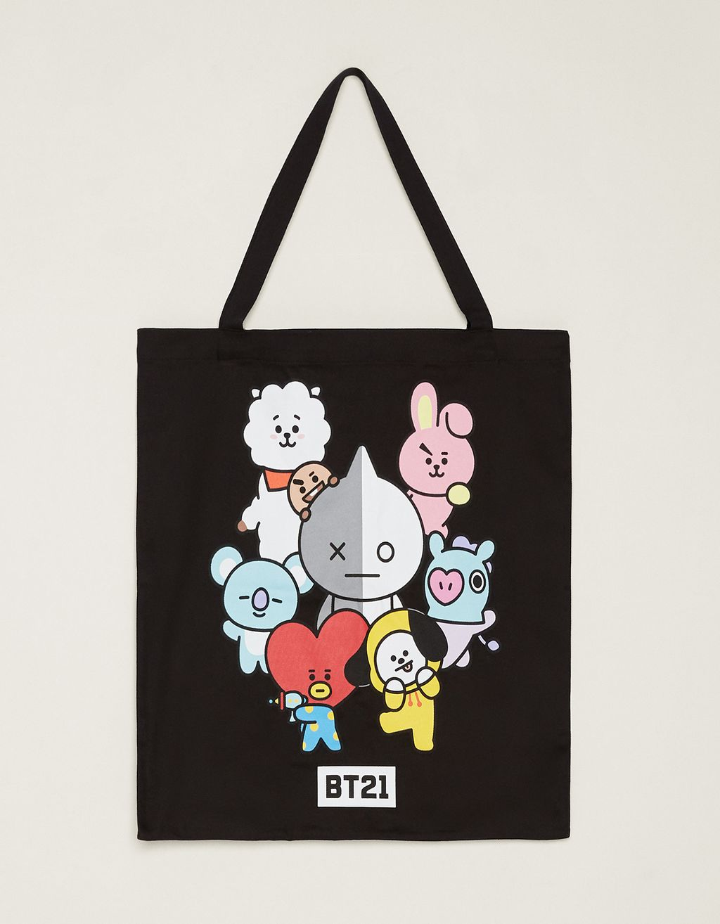 Bolso shopper BT21