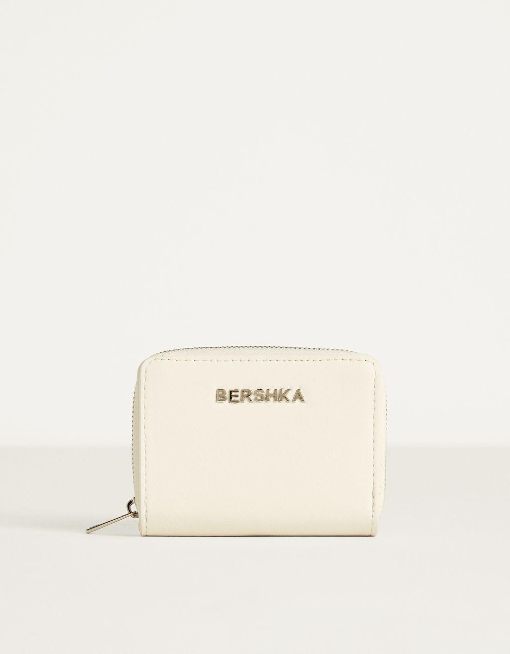 Monochrome purse