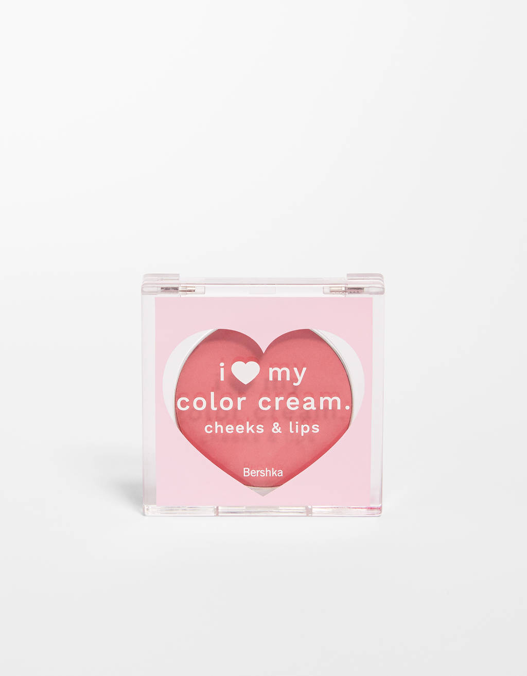 I ❤ MY COLOR CREAM POM POM PINK