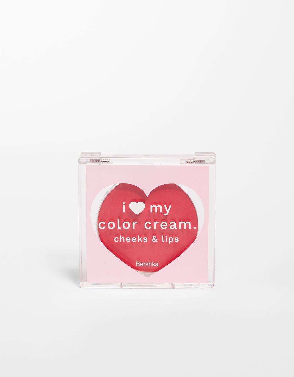 I ❤ MY COLORE CREAM RED ROMANCE