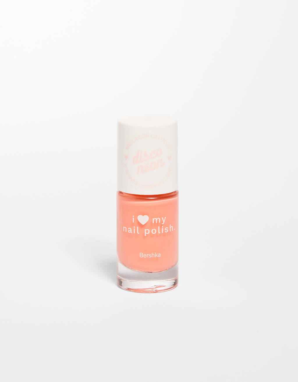Я ❤ ЛАК ДЛЯ НОГТЕЙ UV SUMMER PEACH
