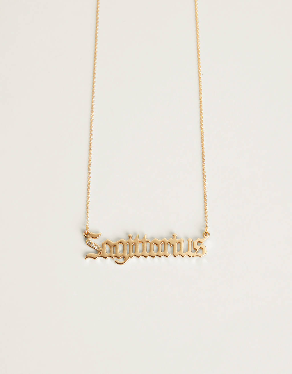 Collar zodiaco Sagitario