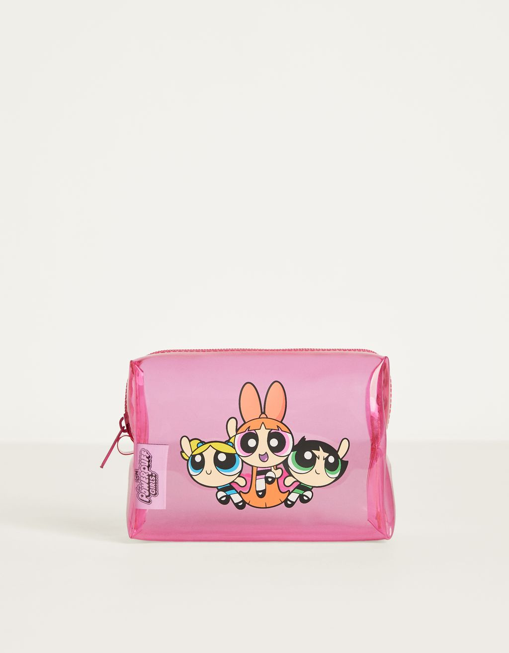 The Powerpuff Girls x Bershka toiletry bag